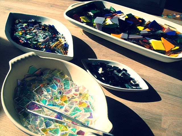 Components for Fused Glass Pendants