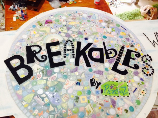 Breakables Mosaic Studio