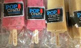 PopCraft ice pops