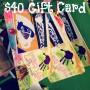 PicassoZ $40 Gift Card