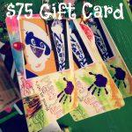$75 PicassoZ Gift Card