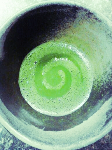 Matcha Green Tea at Tea Largo