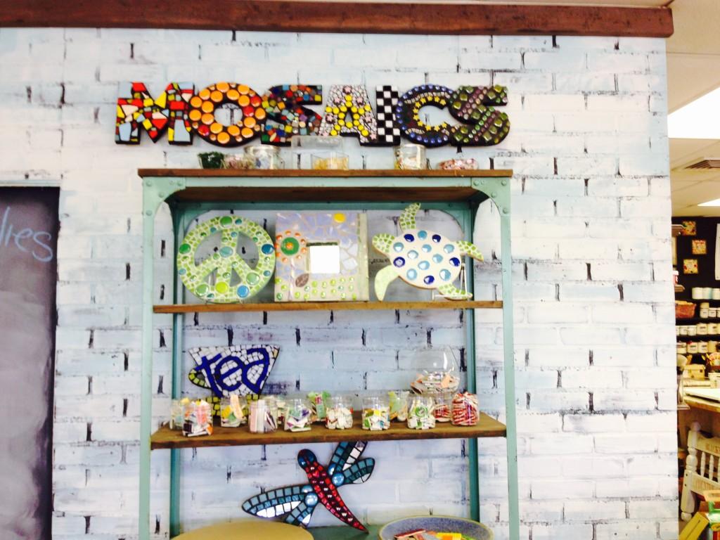 Mosaic goodies!