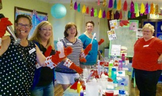 Soap Making with Sharon