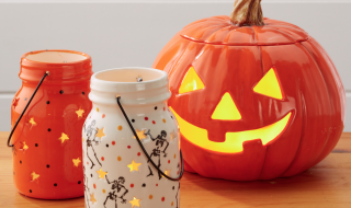 Make some Halloween decorations