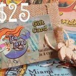 Tea Largo Gift Card 25