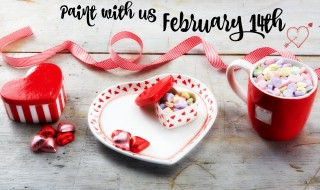 Valentine's Day at PicassoZ